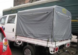Тент Kia /Bongo 3 (2х-кабинник) без каркаса