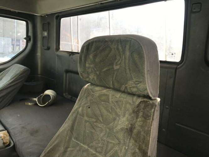 Daewoo Novus кабина в сборе первой комплектности контрактная 2010 год