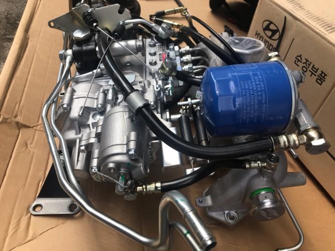 Топливный насос ТНВД Hyundai D4DA D4DD D4DB D4DC 3310045510 101403-9410