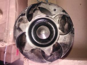 Поршень D20DT с кольцами и пальцем RE  Actyon, Actyon Sports, Kyron 6640302817