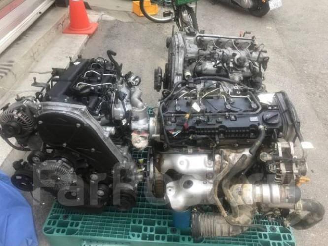 Контрактный двигатель D4CB Euro 4 VGT 175 л. с. Hyundai Grand Starex