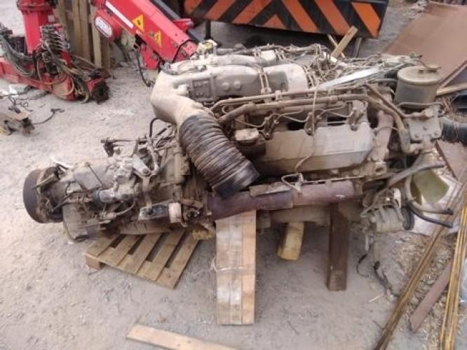 Контрактный двигатель EF750 F17E в сборе Kia Granto, Hino Ranger, Kia Granbird