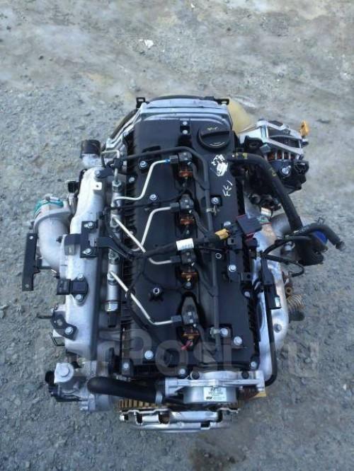 Контрактный двигатель D4CB 133 л.с.  Kia Bongo 3 Киа Бонго 3